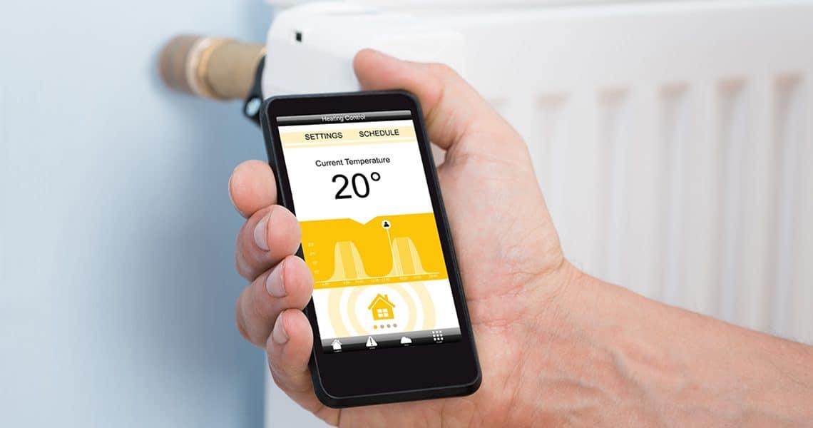 Chauffage et domotique : les meilleures solutions de chauffage contrôlé à distance
