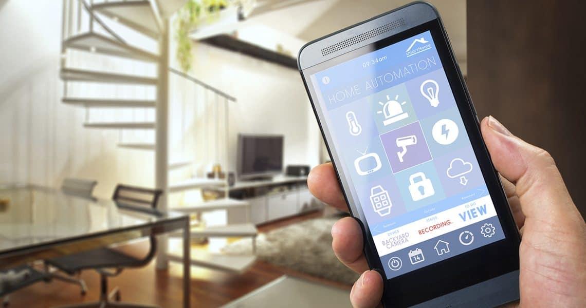 Les meilleures applications domotiques pour IOS et Android