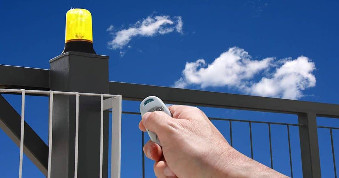Télécommande pour portail électrique : le comparatif Secufd